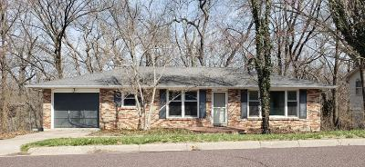 Columbia Single Family Home For Sale: 1811 HIGHRIDGE Dr