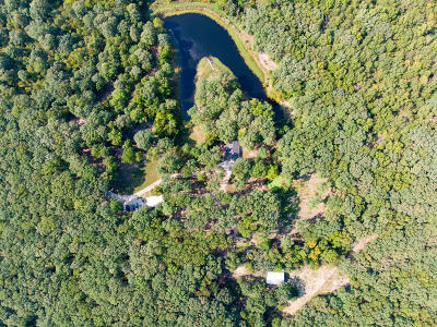 Columbia Residential Lots & Land For Sale: 30 AC N DRIPPING SPRINGS Rd
