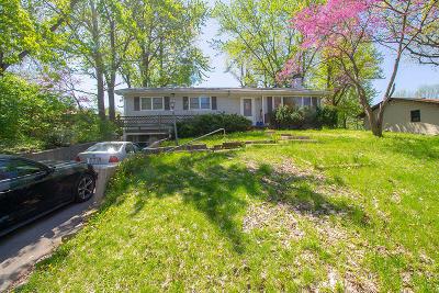 Columbia Single Family Home For Sale: 4024 GRACE ELLEN Dr