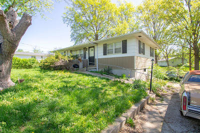 Columbia Single Family Home For Sale: 2306 ANDY Dr