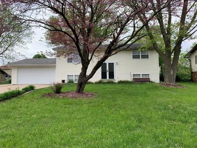 Columbia Single Family Home For Sale: 4603 RICE Rd