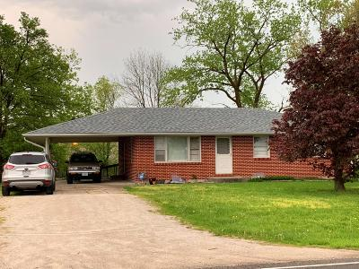 Columbia Single Family Home For Sale: 5306 BROWN STATION Rd