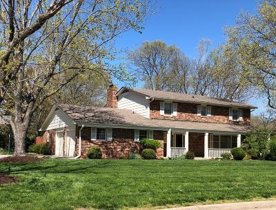Columbia Single Family Home For Sale: 2411 RIDGEFIELD Rd