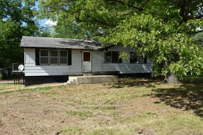 Moberly Single Family Home For Sale: 1551 COUNTY RD 1315