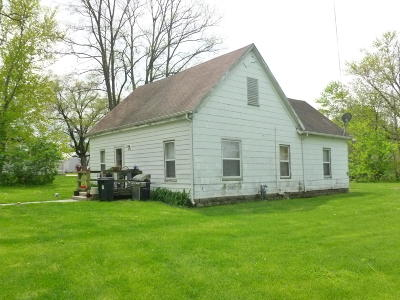 Madison Single Family Home For Sale: 205 N MAIN St