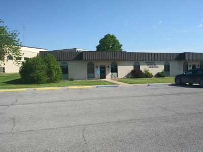 Moberly Commercial For Sale: 1517 UNION Ave
