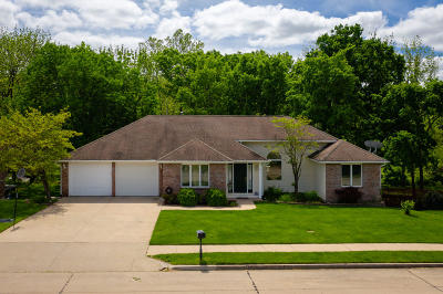 Columbia Single Family Home For Sale: 3303 APPALACHIAN Dr