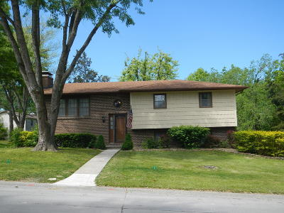 Columbia Single Family Home For Sale: 1781 S EL CHAPARRAL Ave