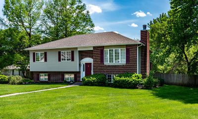 Columbia Single Family Home For Sale: 3413 GODFREY Dr