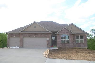 Columbia Single Family Home For Sale: 5200 SHOAL CREEK Ct