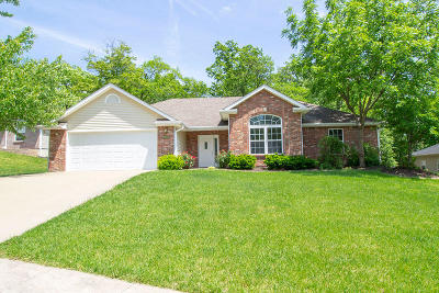 Columbia Single Family Home For Sale: 3004 LINDEN WAY