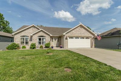 Columbia Single Family Home For Sale: 1100 STEELHEAD Ct