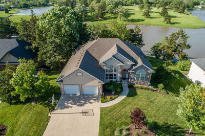 Columbia Single Family Home For Sale: 5685 S WATERFRONT SOUTH Dr