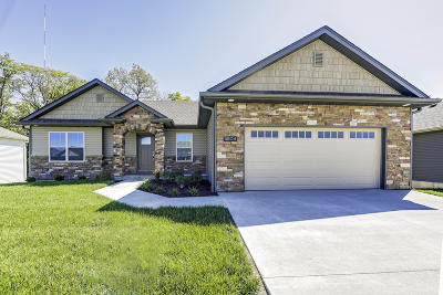 Columbia Single Family Home For Sale: 5804 MISTY SPRINGS WAY