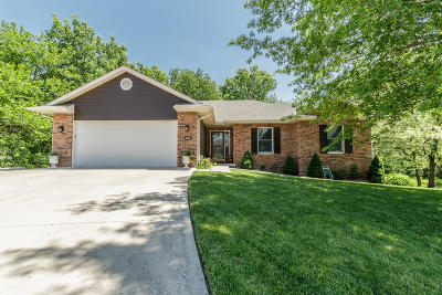 Columbia Single Family Home For Sale: 4604 BOLTEN Ct
