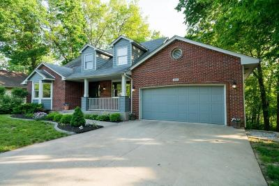 Columbia Single Family Home For Sale: 1705 OAK CLIFF Pl