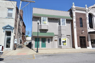 Moberly Single Family Home For Sale: 112 N 4TH St