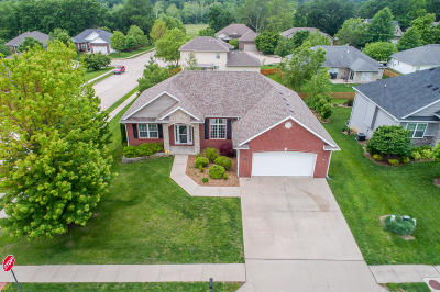 Columbia Single Family Home For Sale: 6905 STANWOOD Dr