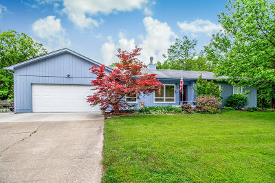 Columbia Single Family Home For Sale: 2501 LYNNWOOD Dr