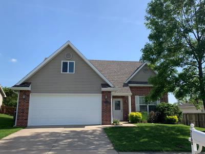 Columbia Single Family Home For Sale: 2208 WINDSTONE Dr
