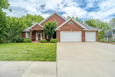 Columbia Single Family Home For Sale: 2705 WOODBERRY Ct
