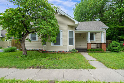 Columbia Single Family Home For Sale: 807 FAIRVIEW Ave