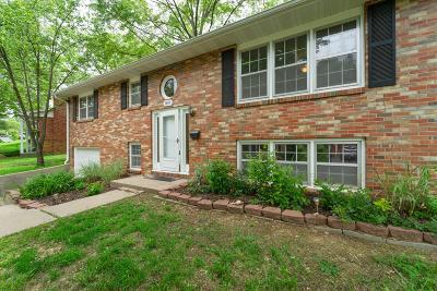 Columbia Single Family Home For Sale: 1805 DORIS Dr