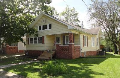 Moberly Single Family Home For Sale: 722 TAYLOR St