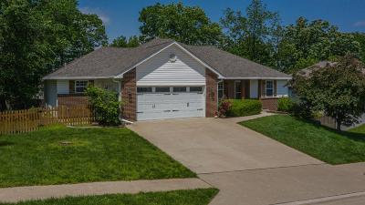 Columbia Single Family Home For Sale: 4605 RAINBOW TROUT Dr