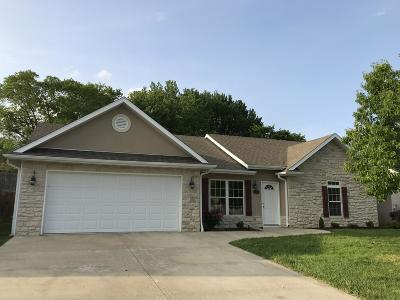 Columbia Single Family Home For Sale: 5601 MURFREESBORO Dr