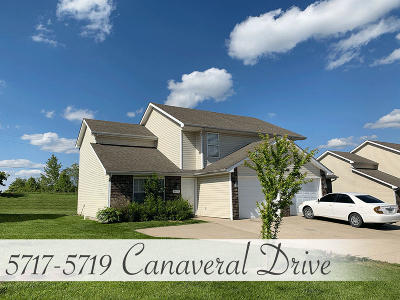 Columbia Multi Family Home For Sale: 5717-5719 CANAVERAL