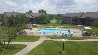 Columbia Condo/Townhouse For Sale: 2007 N WATERFRONT Dr #G