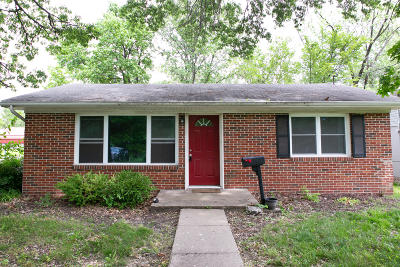 Columbia Single Family Home For Sale: 612 PENNANT St