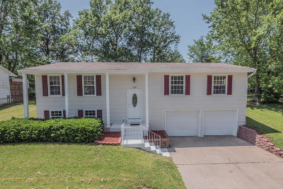 Moberly MO Single Family Home For Sale: $154,900