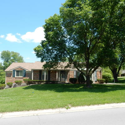 Moberly MO Single Family Home For Sale: $145,000