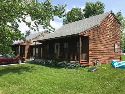 Columbia Multi Family Home For Sale: 4821 E SCHOONER Rd
