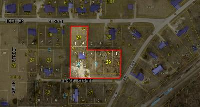 Huntsville Residential Lots & Land For Sale: HEETHER St