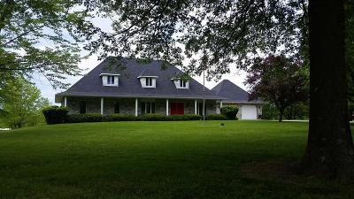 Columbia Single Family Home For Sale: 8011 S BARRY Rd