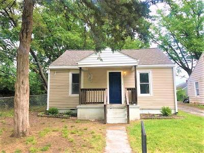 Columbia Single Family Home For Sale: 604 WOODLAWN Ave