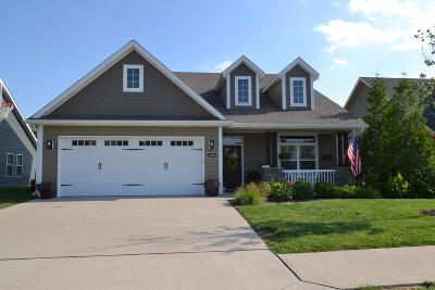 Columbia Single Family Home For Sale: 2408 NOTTOWAY Dr