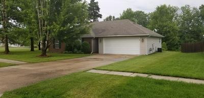 Columbia Single Family Home For Sale: 2380 E ALFALFA DRIVE