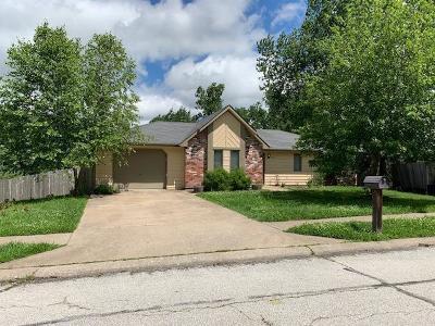 Columbia Single Family Home For Sale: 5505 ARROWWOOD Dr