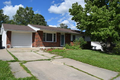 Columbia Single Family Home For Sale: 3501 GREELEY Dr