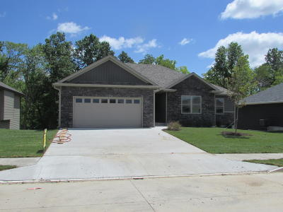 Columbia Single Family Home For Sale: LOT 382 MISTY SPRINGS Way