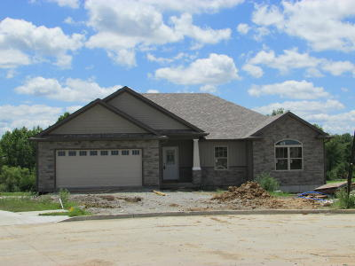 Columbia Single Family Home For Sale: LOT 386 YELLOWWOOD Dr