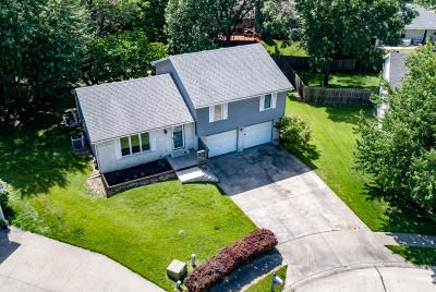 Columbia Single Family Home For Sale: 2101 SPECK Ct