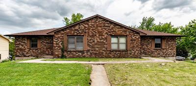 Columbia Multi Family Home For Sale: 4364-4366 E SANTA ANNA Dr