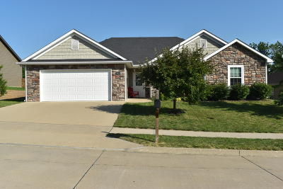 Columbia Single Family Home For Sale: 4103 SHEARWATER Dr