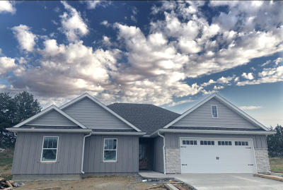 Columbia Single Family Home For Sale: LOT 722 SPRING MOUNTAIN DR