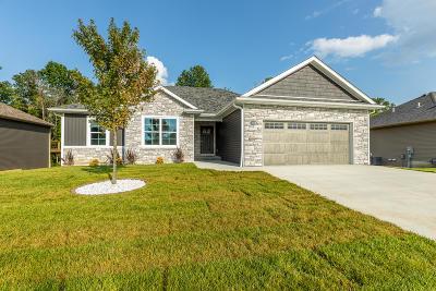 Columbia Single Family Home For Sale: 3614 YELLOWWOOD Dr